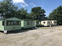 Static Caravan for sale. All makes and models
