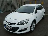 Vauxhall Astra 2.0 CDTi 16v Elite 5dr£6,995 p/x welcome.FINANCE AVAILABLE