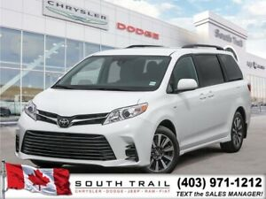 2019 Toyota Sienna LE, HEATED SEATS, 3RD ROW, BACK-UP CAM,