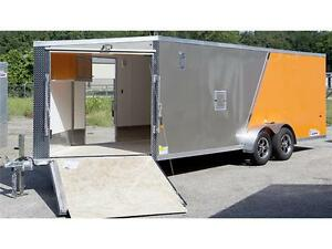 FULLY LOADED SNOWMOBILE TRAILERS AT DISCOUNTED PRICES ALL SIZES London Ontario image 2