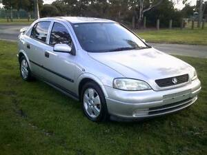 2004 Holden Astra Hatchback,S/Books.Auto,Rego,RWC Dandenong North Greater Dandenong Preview