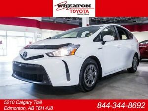 2016 Toyota PRIUS V Touch Screen, Back Up Camera, Push Button St