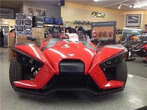 2016 1/2 POLARIS SLIGNSHOT SL - RED