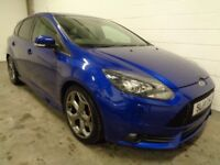 FORD FOCUS ST3 , 2014, 33000 MILES + FULL HISTORY, YEARS MOT, HUGE SPEC, FINANCE AVAILABLE, WARRANTY