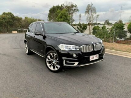 2014 BMW X5 F15 xDrive30d Black 8 Speed Sports Automatic Wagon Darra Brisbane South West Preview