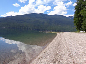 Waterfront property on Slocan Lake! (Lot F Hwy 6, Slocan)