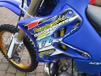 YAMAHA YZ250 2004 ROAD REG ENDURO 2016 INTERNATIONAL DIRT BIKE SHOW MX BIKE