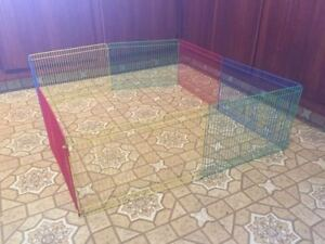 Exercise Pen for Guinea Pig