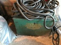 Oxford Arc Welder + Various Torches + Welding Rods