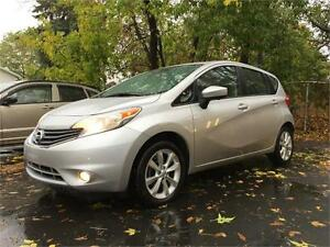 2015 NISSAN VERSA NOTE SL NAVIGATION + CAMERA 360 + 23352KM