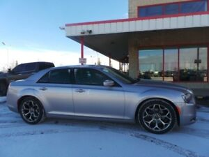 2016 Chrysler 300 S Navigation (GPS),  Leather,  Heated Seats,