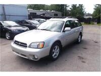 2004 Subaru Outback Limited AWD