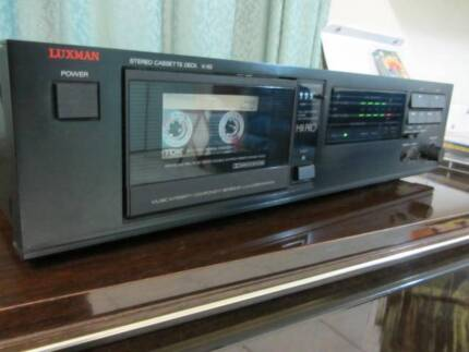 Vintage LUXMAN  high quality Tape deck.