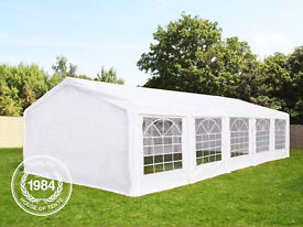 Perfect 05x10 Garden Marquee for Event & Party 10x05 Gazebo Tent - Unused - Special Price