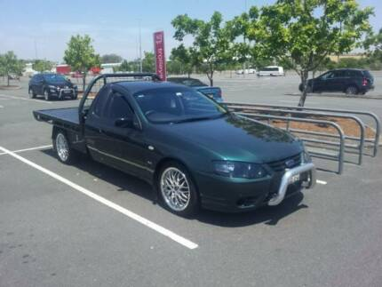 2007 Ford Falcon Ute Turvey Park Wagga Wagga City Preview
