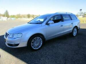 Volkwagen Passat V6 3.2L 4 Motion AWD Sportwagon ONLY $9888 Alice Springs Alice Springs Area Preview