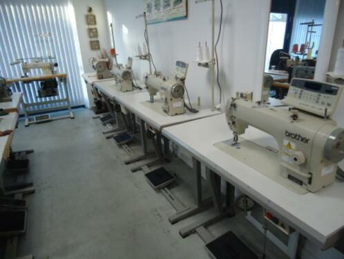 Industrie Naaimachines Juki/Brother/Adler/Durkopp/Pfaff enz