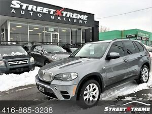 2013 BMW X5d !!FULLY LOADED ALL WHEEL DRIVE!! w/ CLEAN CARPROOF