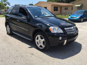 2008 Mercedes Benz ML550 for parts ! parting out ! lots of parts