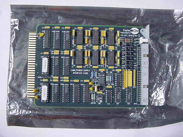 Fusion Semiconductor Lamp/Power Supply PWB 265842, Rev D