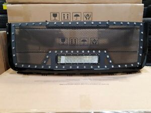 07-10 GMC Sierra 2500HD, 3500HD Black Grill New Never Opened