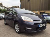 Citroen Grand C4 Picasso 2.0 HDi 16v Exclusive EGS 5dr
