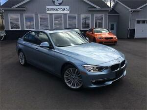 2013 BMW 335 xDrive Twin Turbo