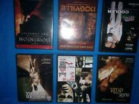 movies on DVD [12 titles]