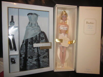 2000 BLOND LINGERIE SILKSTONE WITH RARE FRENCH QUARTER FASHION NRFB!!!!!