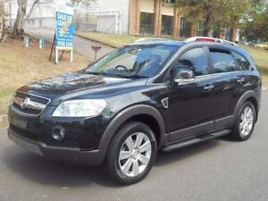 2010 Auto Holden Captiva Wagon LX 7 seater low km sun roof Redfern Inner Sydney Preview