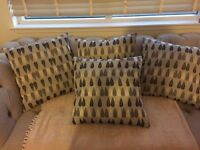 MARKS AND SPENCER CUSHIONS
