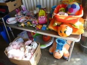 Garage Sale with baby/toddler items, books, makeup, clothes etc Balga Stirling Area Preview