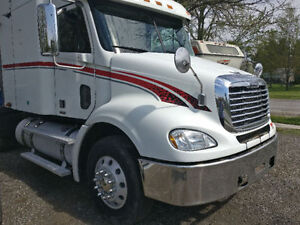 Glider Kits 2009 Freightliner Columbia - No Emissions - Reduced!