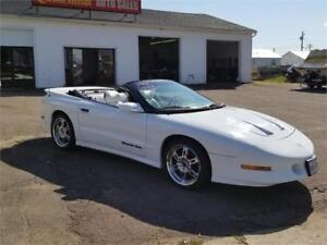 SOL SOLD SOLD TRANS AM CONVERTIBLE