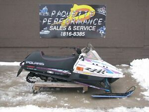 1996 POLARIS INDY 488 FAN,SKIDOO,SKI DOO,YAMAHA