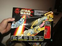 STAR WARS TOYS NORTHAMPTON LOCATION FROM £20 EACH