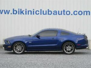 2013 FORD MUSTANG GT COUPE 6 VIT PERFORMANCE PKG/BRENBO