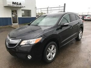 2013 Acura RDX - Leather, Heated Seats, $169 Bi Weekly!!