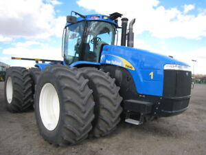 2010 NH T9040 HD 4WD TRACTOR