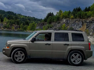 --Need to sell-- 2008 Jeep Patriot 4x4