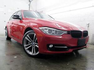 2013 BMW 335i xDrive SPORT NAVIGATION LANE ASSIST 56,000KM