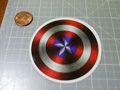 (CA SHIELD GLOSSY Sticker Decal Bumper Stickers NEW)