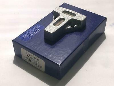 New Swiss Made Fowler Machinists Hand Scraped Cross Test Spirit Level 684