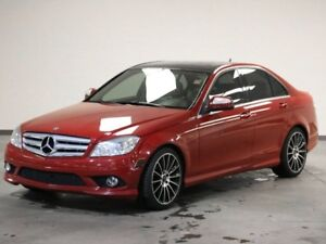 2009 Mercedes-Benz C-Class C300 LEATHER SUNROOF POWERSEATS