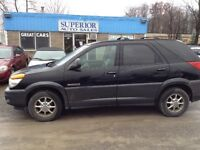2003 Buick Rendezvous CXL Plus Fully Certified and Etested!