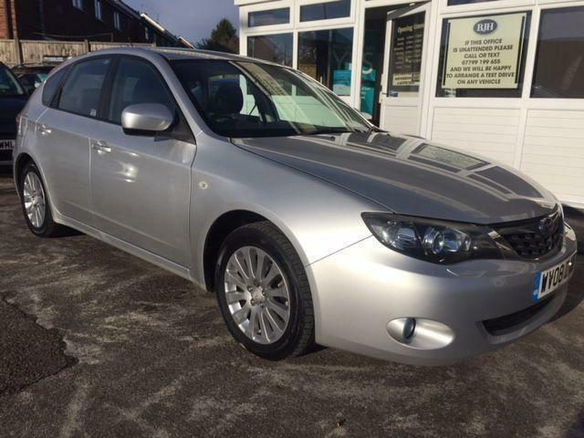 2008 08 Subaru Impreza 2 0 R 5d Massive Value Great Looks Full