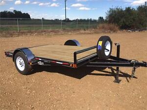 2016 !SALE!  10FT Quad Sport Trailer (3500LB GVW) Double A