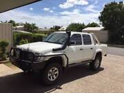 2003 Toyota HiLux Emerald Central Highlands Preview