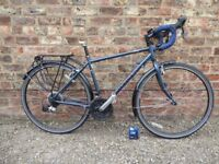 Dawes Galaxy Ladies Touring Bike, Cycle....used for less than 200 miles
