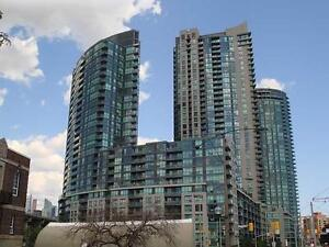 Designer 1 Bedroom Apartment w/Parking w/Locker - 219 Fort York